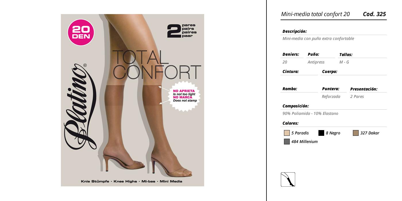 total confort 325-05